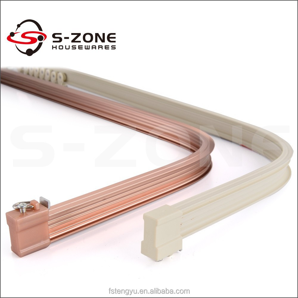 Curved Ceiling Curtain Track Industrial 16 Curved Track 90