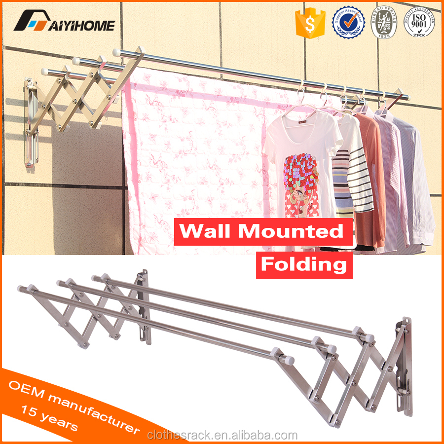 Drying Rack For Laundry Wall Mounted Wall Mounted Laundry