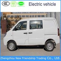 China manufacturer electric van with high quality for sale
