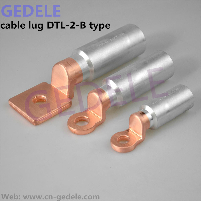 round copper terminal lugs/cable pin lugs/terminal lug types