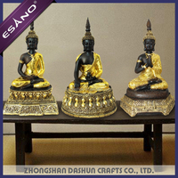 Top selling Thailand laughing buddha craft gift