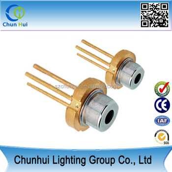 5.6mm 635nm 500mw laser diode