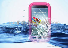 Waterproof Skin Cover Case Underwater for Samsung Galaxy S4 SIV i9500