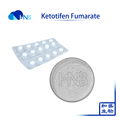 HNB factory supply Anti allergy medicine Ketotifen fumarate 34580-14-8