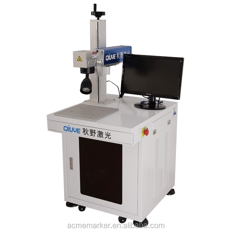 Max/IPG fiber laser 30W fiber laser marking machine for cellphone,watches,camera,auto parts,buckles