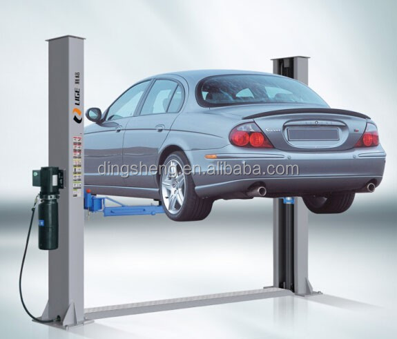 Auto 2 post garage car lift from China