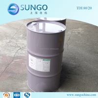 Manufacture Supply Toluene Diisocyanate 80/20 (TDI 80/20) best quality & competitive price