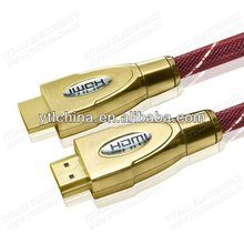 support 3D,full HD,1080P cables hdmi a euroconector