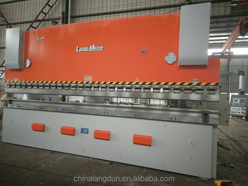 metal sheet bending and folding machine for stainless steel box making