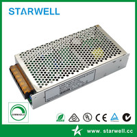 120W 12V constant voltage triac dimmable led driver