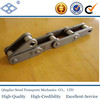 ISO DIN carbon steel non-standard 81XHH pitch 66.27 wrench conveyor chain