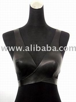 Fashion Ladies' Leather Lingeries