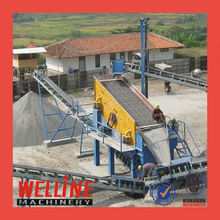 WELLINE high quality mining used conveyor belt for sale