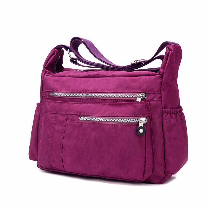 Messenger Bags Ladies Nylon Handbag Travel Casual Original Bag Shoulder Female Large Capacity Crossbody Bag