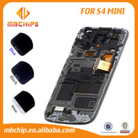display lcd for samsung galaxy s4 mini i9190 i9192 gt-i9195, wholesale for samsung s4 mini lcd screen with touch