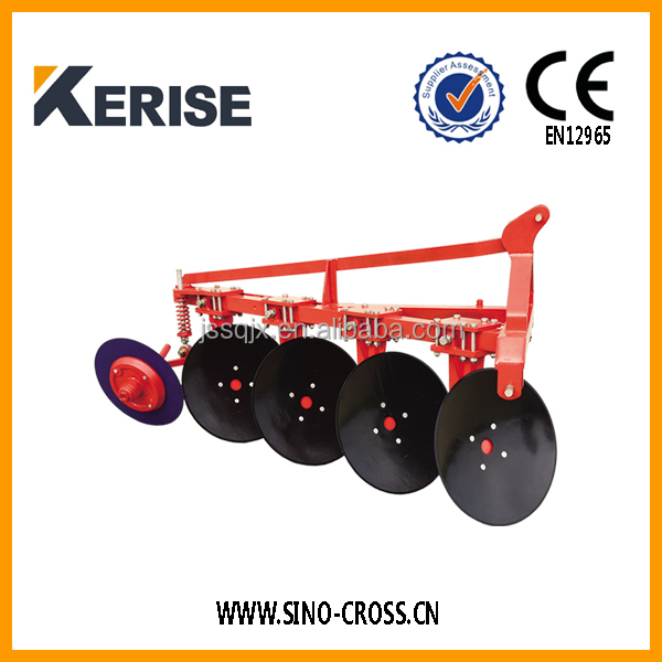 Factory hot-selling disc plough for walking tractor
