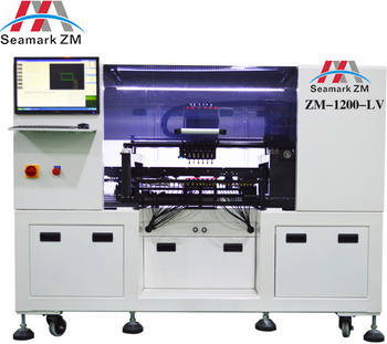 SMT machine smt pick and place machine for led manufacturer