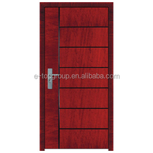 E-TOP DOOR mdf/hdf wood door,office wood door with glass,HPL surface