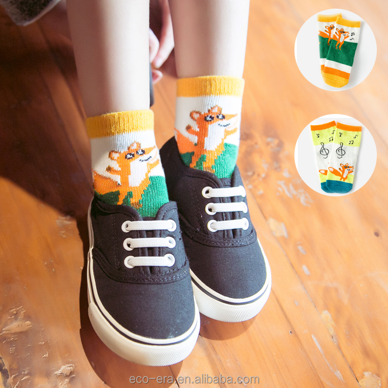 Promotion Ningbo Cartoon Tube Sock <strong>100</strong>% Cotton Kids Socks