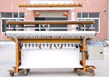 2015 China Semi Automatic Flat Bed Knitting Machine For Knitting Collar And Sweater