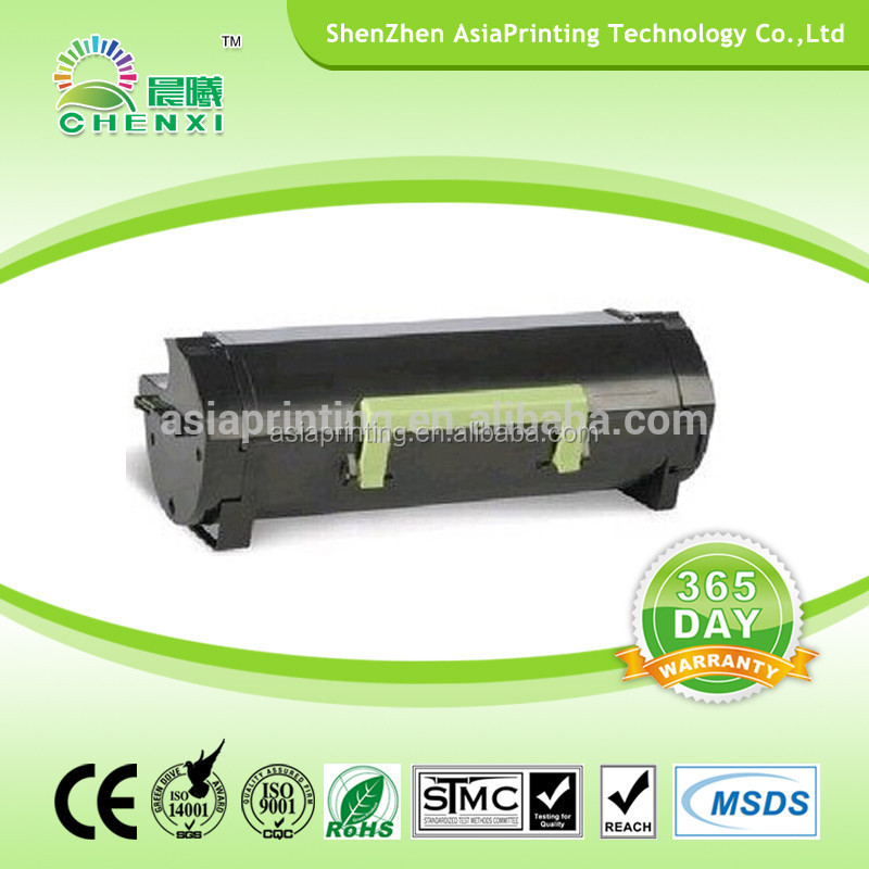 High quality new premium toner cartridge for MX310, MX410, MX510, MX511,MX610,MX611