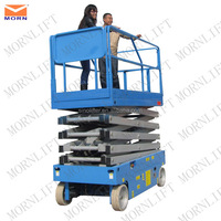 6M self propelled scissor walk lift