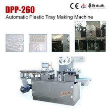 AUTOMATIC PLASTIC TRAY MAKING MACHINES