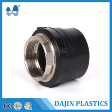 China supplier manufacture ppr pipes and fittings threaded ends female coupling