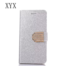 for Microsoft Lumia 650XL cases and covers with electroplated pc glitter leather, for microsoft lumia 950 xl alibaba china