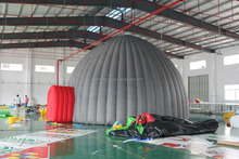 inflatable military dome small inflatable booths tent