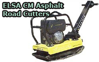 Asphalt Road Cutters