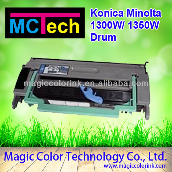 Toner Cartridge 1710566-001 Konica Minolta PagePro 1300W 1350W Drum