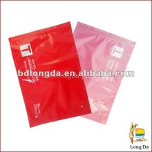 2012 excellent printing zipper bag
