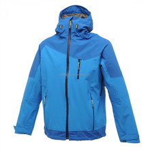 mens fashion style breathable and waterproof functionality jacket
