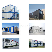 Prefabricated apartments building modular prefab container house big factory low price for sale