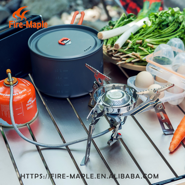 Fire Maple Camping & Hiking Products Folding Portable Camping Travel Stove