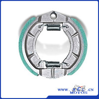 SCL-2013060781 Motorcycle Parts CHANGJIANG750 Brake Shoes ,Shoe Brakes for Sale