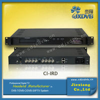 AV Receiver/Satellite Decoder for encrypted channels