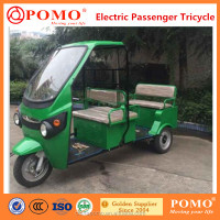 2016 China Manufacturer Factory Cheap Price Passenger Electric 3 Wheeler