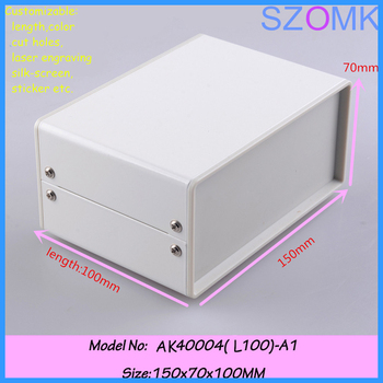 150(W)*70(H)*100(L)mm 2014 new electronics project box pcb holder electrical boxes electrical boxes distribution box