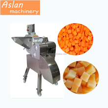 Best quality 304 SUS industrial onion chopper/electric onion cutter