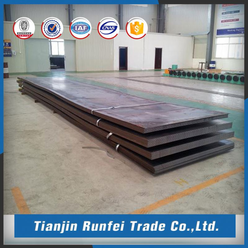 Professional trade team prime grade high precision hot rolled steel sheet pile/sheet