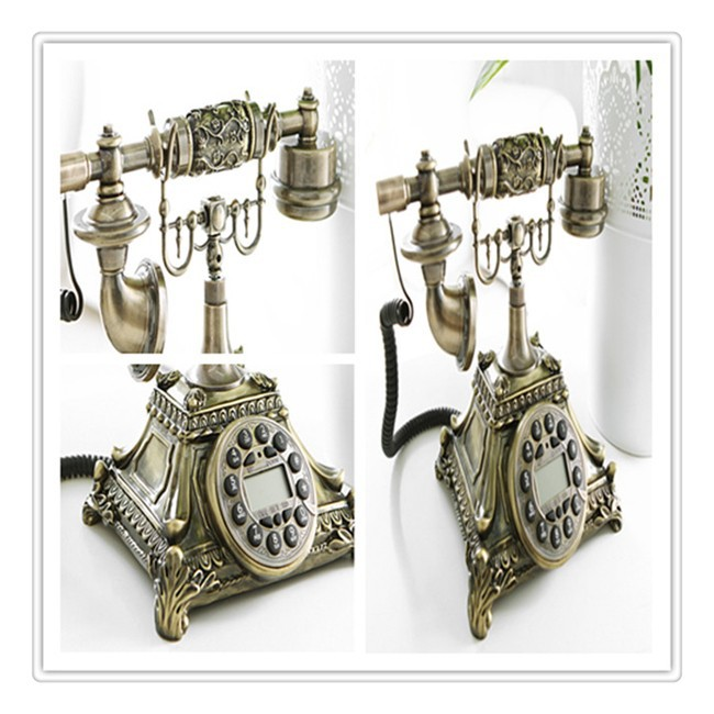 Manufactured European Palace Ancient Antique Telephone