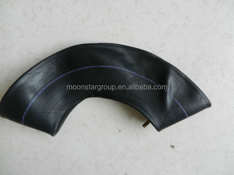 cheap china motorcycle natural rubber inner tube 4.00-8