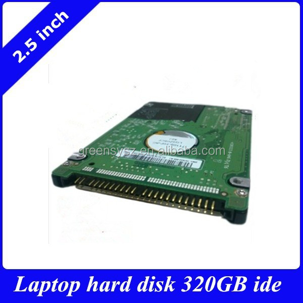 Stock IDE 2.5 HDD 320gb IDE laptop internal hard disk drives for sale for old laptops