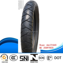 2015 hot sale high quality low price XD-056 autobike TT tire 60/90-17 motorcycle tire