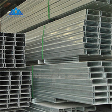 Structural Channel Profile Steel Carbon C Beam Section(A36,SS400,304,316), C Section Beam / C