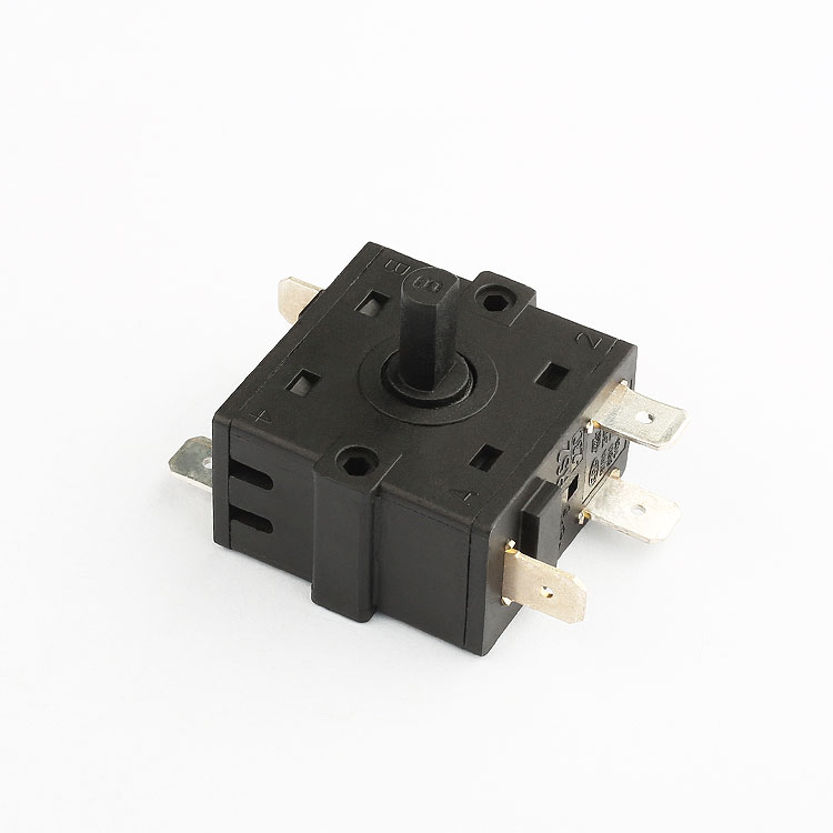RS2-24E 16a 250v 5 pins rotary switch