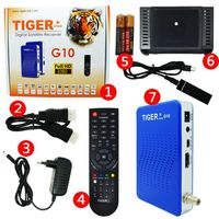 Tiger star G10 fuii hd Decoder china china cheap digital satellite receiver