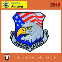 custom embroidery badges for sports emblem for jackets